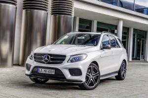 What You Need to Know About the 2016 Mercedes-Benz GLE