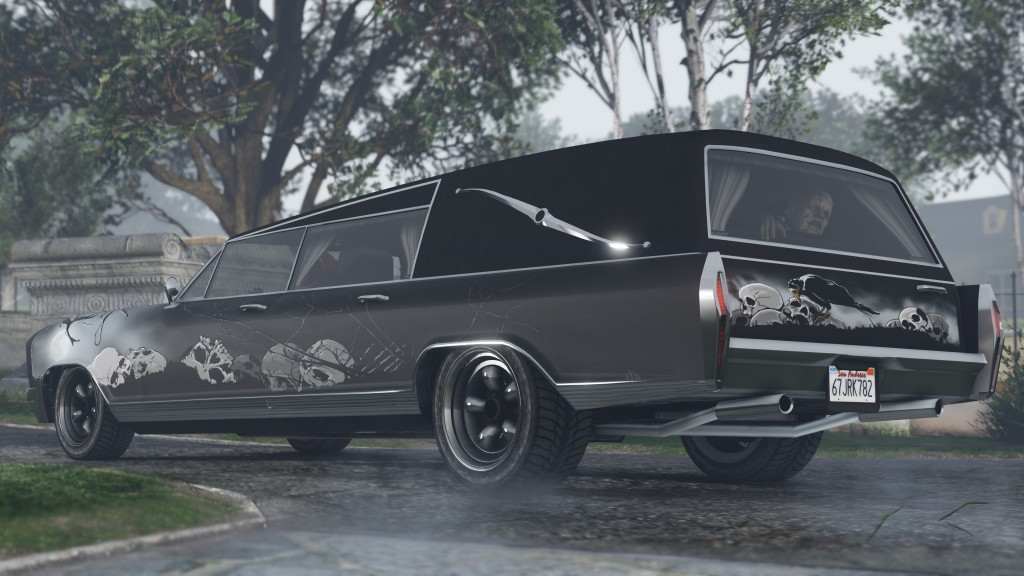 GTA V Halloween Update: All the Spooky Awesome Things to Do