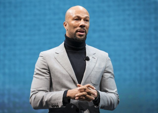 Artist and actor Common