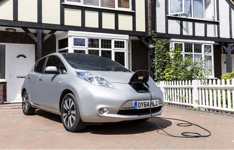 nissan Leaf Miles Willis/Getty Images