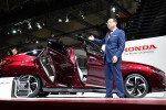The Dawn of Honda's Electric Vehicle and Fuel Cell Future