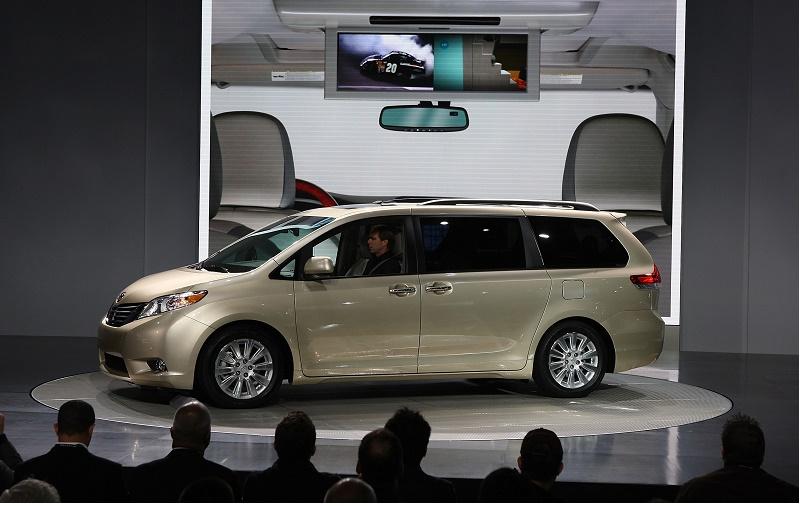 The 2009 LA Auto Show Holds Press Preview