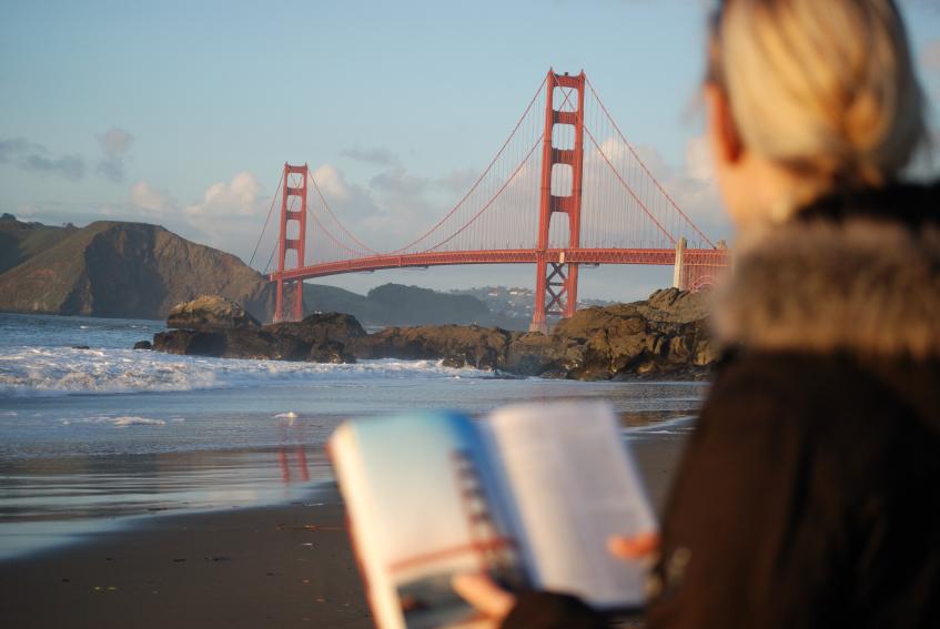 Golden Gate Bridge, guidebook