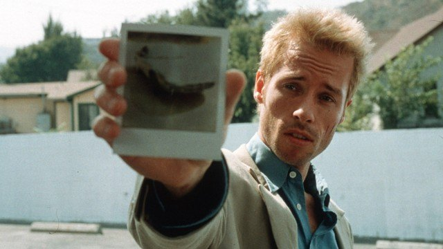 Guy Pearce in 'Memento'