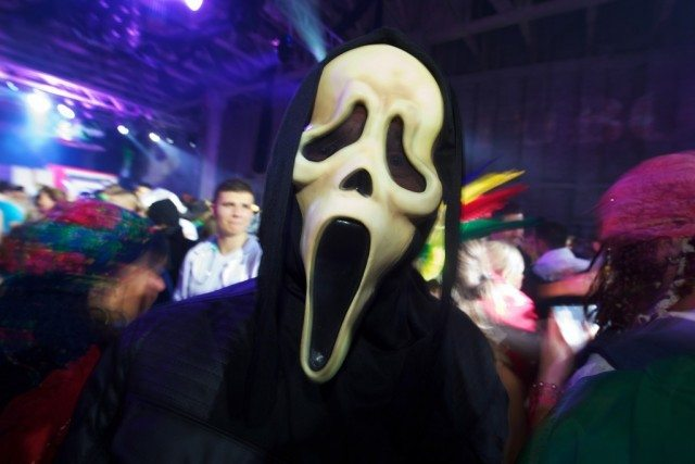 New York City is home to a few of the biggest Halloween parties in the world