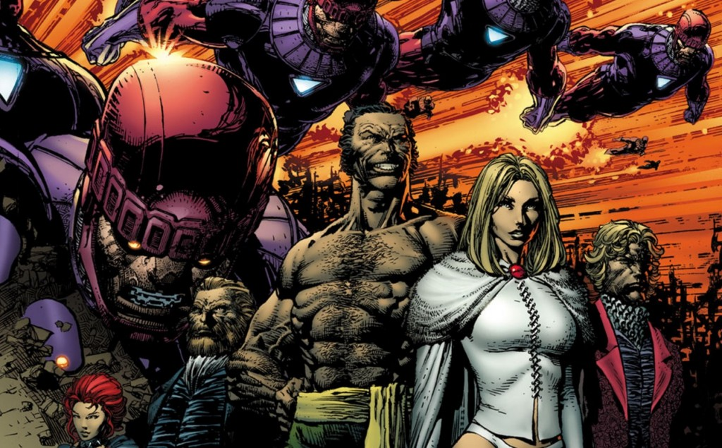The Hellfire Club from Marvel Comics