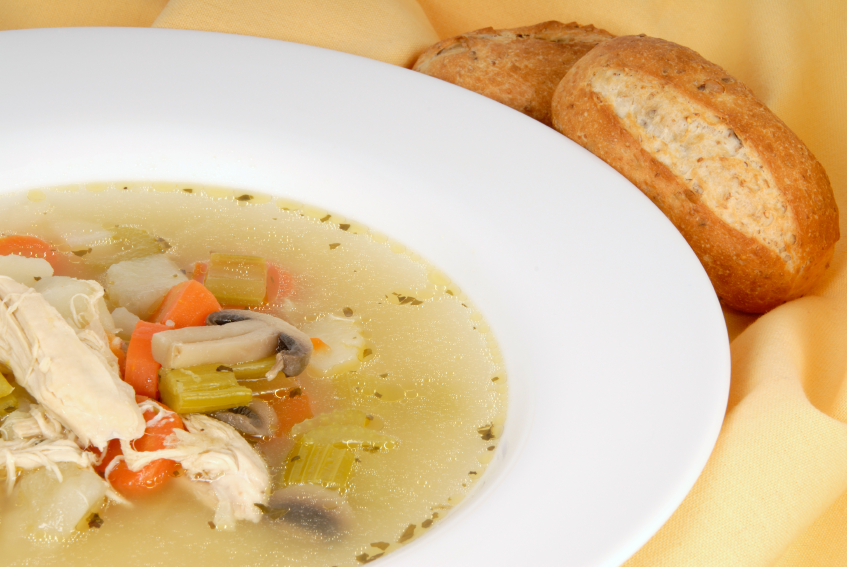 6 Ways to Make Hearty Chicken Soup With Almost No Effort