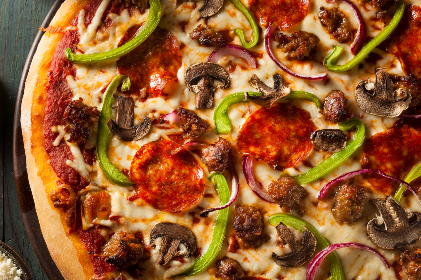 b93c3724f Your No. 1 Favorite Kind of Pizza, As Revealed By Your Astrological Sign