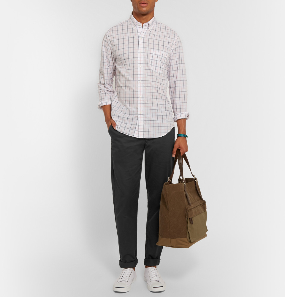 J. Crew urban slim fit chinos