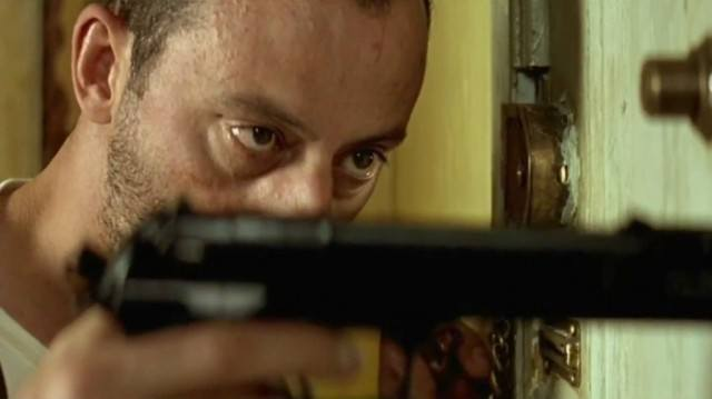 Jean Reno in 'Leon: The Professional'