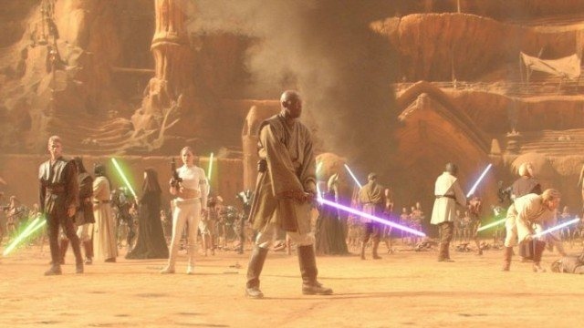 Star Wars - Attack of the Clones, Lucasfilm