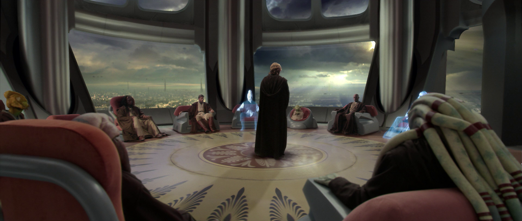 Jedi Council Chambers - Star Wars