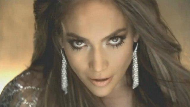 """Jennifer Lopez in """"On the Floor"""""""
