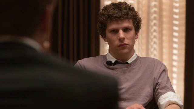 Jesse Eisenberg in 'The Social Network'