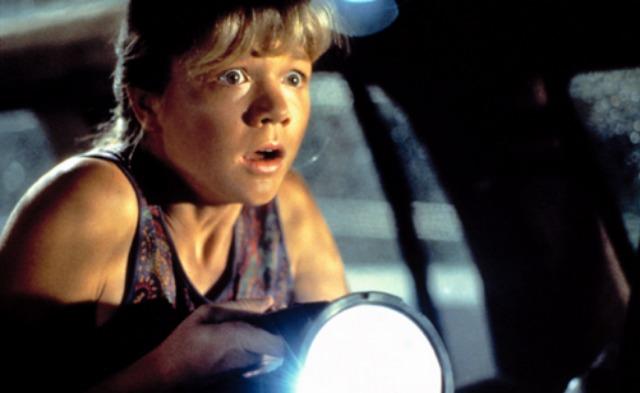 Ariana Richards in Jurassic Park