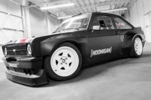 Ken Block is Back, and This Time He's Got… a Ford Escort?