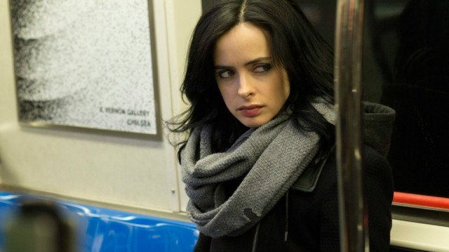 Krysten Ritter in 'Jessica Jones'