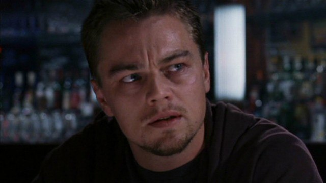 Leonardo DiCaprio in 'The Departed'