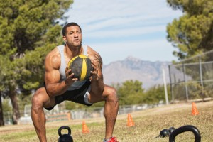 Get in Shape: 5 Medicine Ball Exercises You Can Do at Home