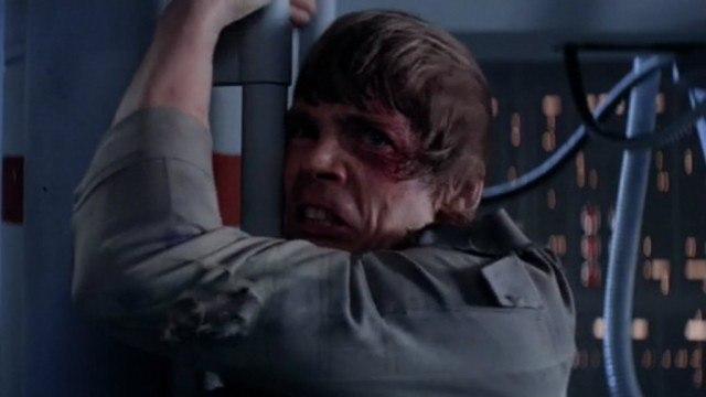 Mark Hamill in Star Wars: The Empire Strikes Back