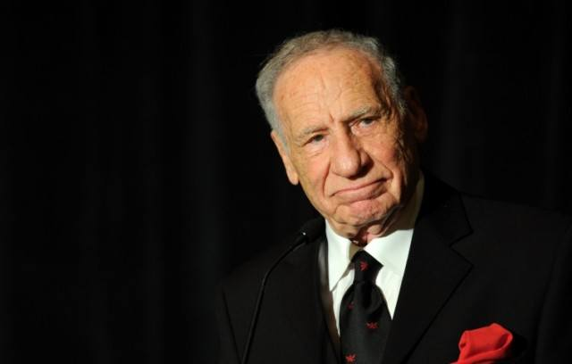 Mel Brooks speaks at the 36th Annual Los Angeles Film Critics Association Awards