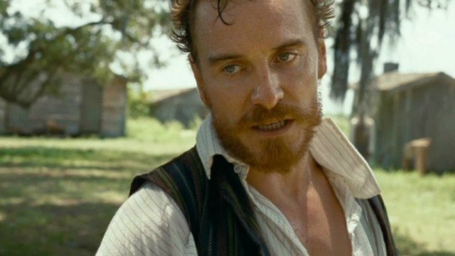 Michael Fassbender in '12 Years a Slave'