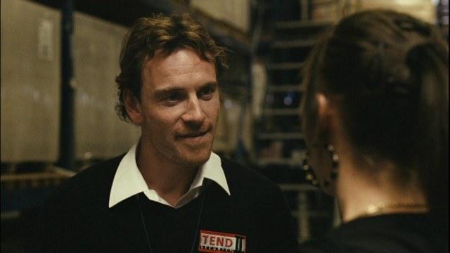 Michael Fassbender in 'Fish Tank'