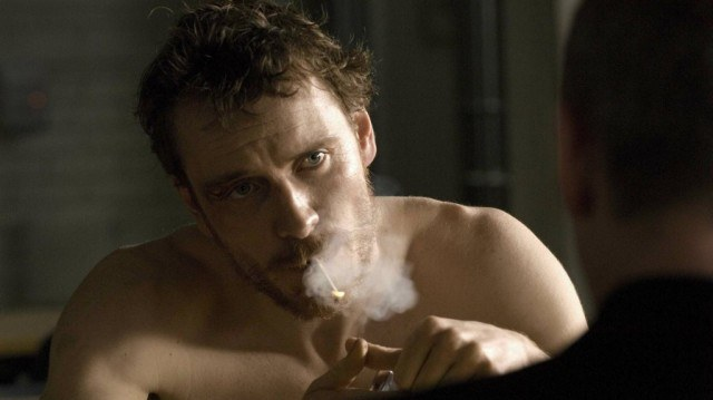 Michael Fassbender in 'Hunger'
