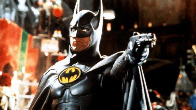 Michael Keaton in 'Batman Returns'