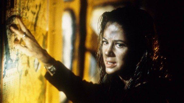 Mira Sorvino in 'Mimic'