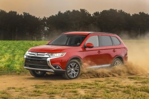 The 2016 Mitsubishi Outlander Wins a Much-Needed Award