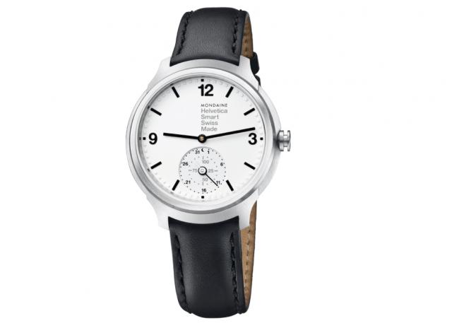 Mondaine Helvetica 1 smartwatch