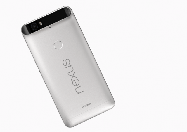 Nexus 6P by Google and Huawei