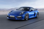 Porsche's Cayman GT4 Clubsport Is a Gearhead's Track-Only Fever Dream