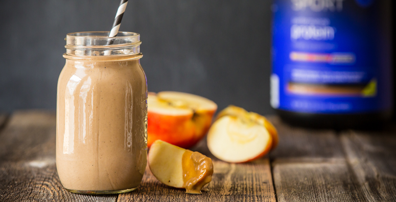 Peanut-Butter-Protein-Shake