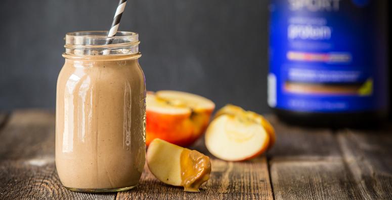 Peanut-Butter-Protein-Shake