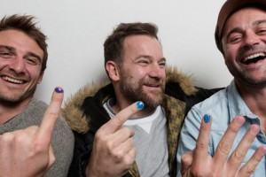 Real Men Wear Nail Polish: Contributing to a Worthy Cause