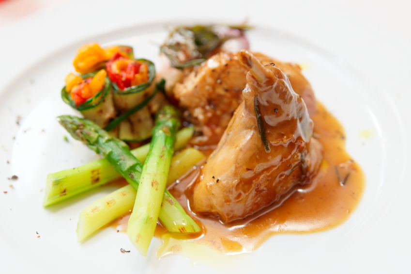 braised rabbit stew