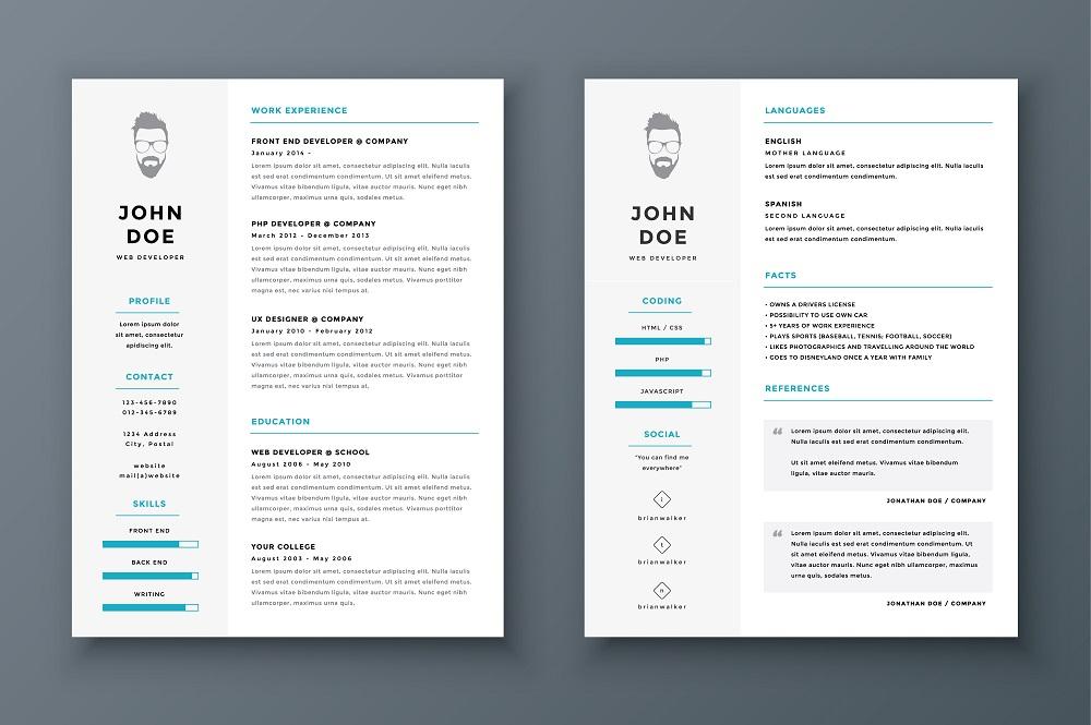 a resume
