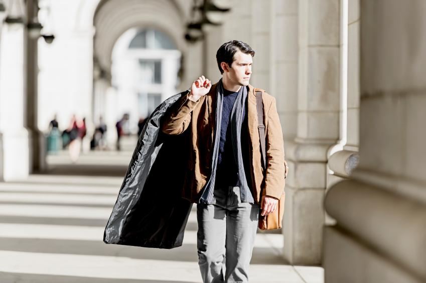 a stylish man
