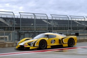 The SCG003C Gets a Celebrity Driver, Kicks Ass at Nürburgring