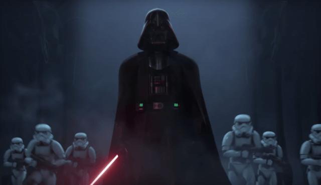Darth Vader - Star Wars Rebels