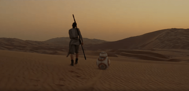 Star Wars: The Force Awakens Trailer