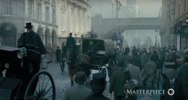 BBC Sherlock Victorian Special