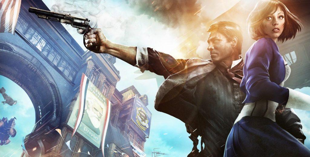 Artwork from Bioshock: Infinite