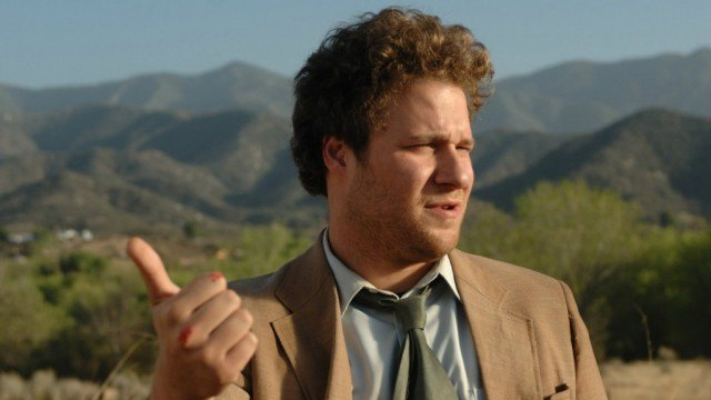 Seth Rogen in 'Pineapple Express'
