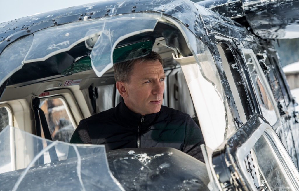 Daniel Craig in Spectre | Source: Sony