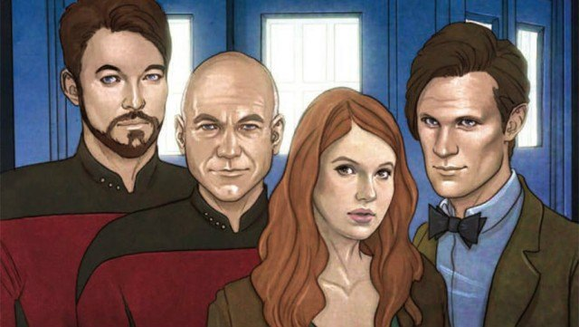 Star Trek and Doctor Who