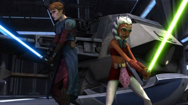 'Star Wars The Clone Wars'
