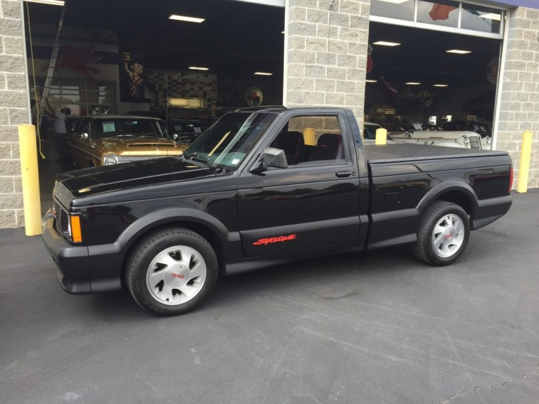 Grand National Car 2015 >> GMC Syclone: After 25 Years, it's Still the King of Sports ...